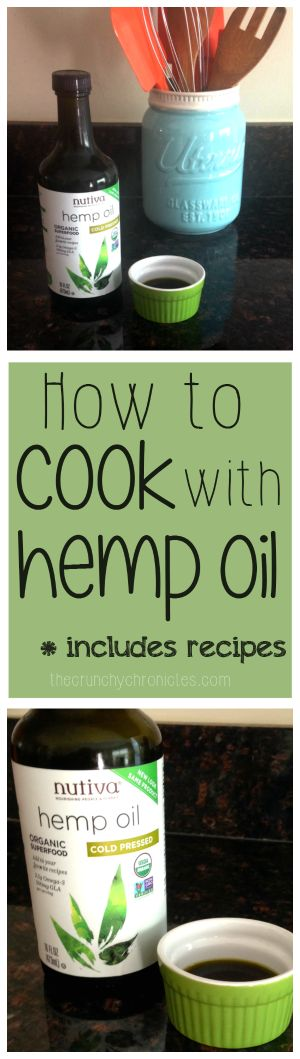 How to cook with hemp oil (plus recipes!) Add the amazing benefits of hemp oil into your food.