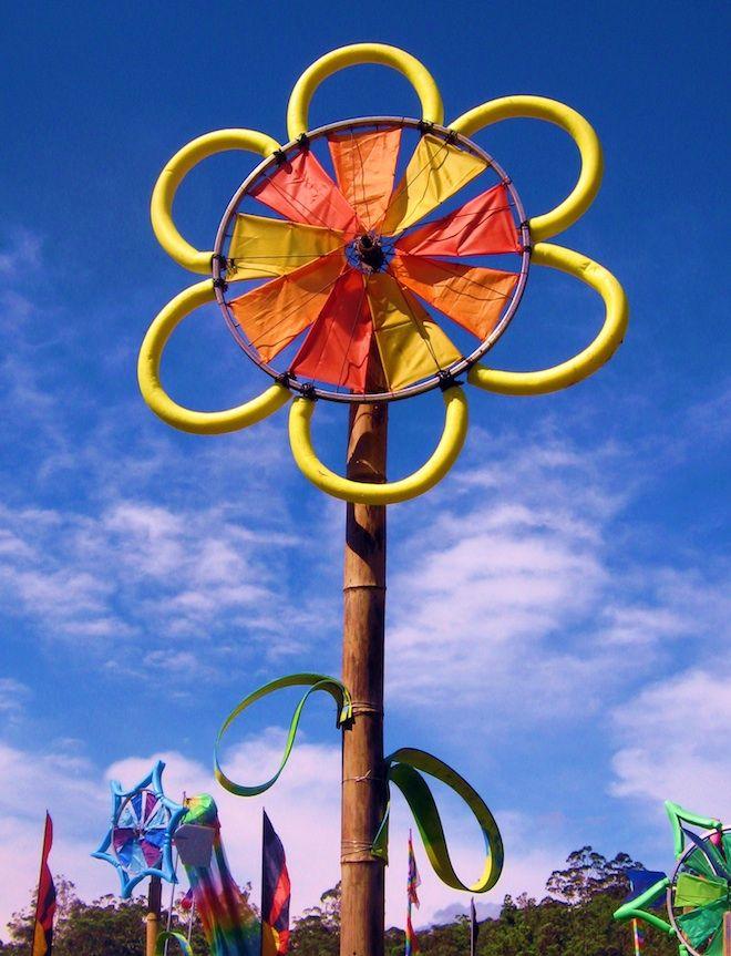 festival decor Peats Ridge