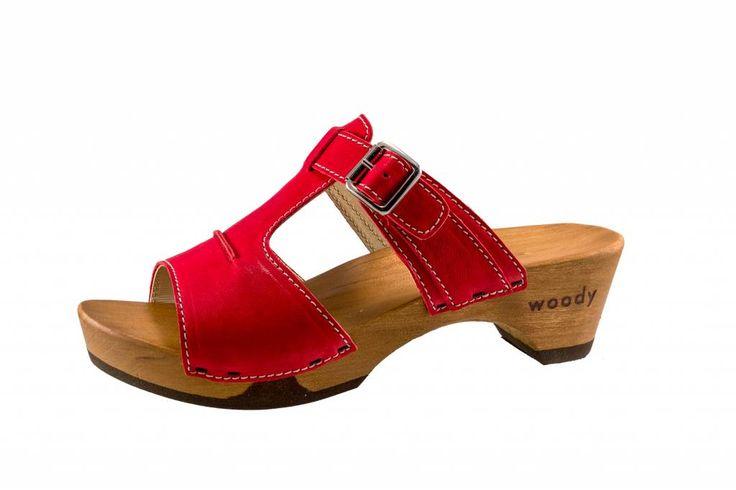 Women Wooden Clogs - Woody Shoes Kerstin -  www.woodyshoes.nl