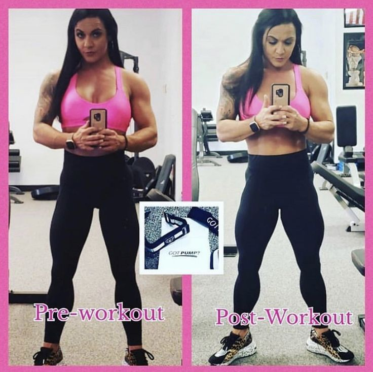 Leg workout before and after bfr training leg workout