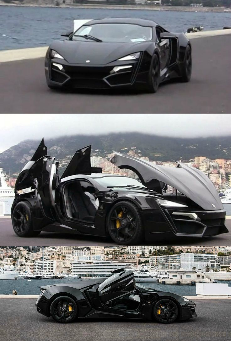 $3.4 million  W Motors Lykan Hypersport