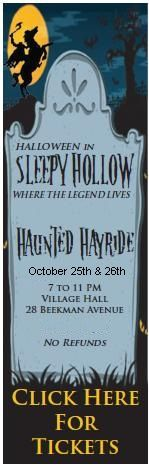 Sleepy Hollow,NY. Must go during Halloween one year!!!!