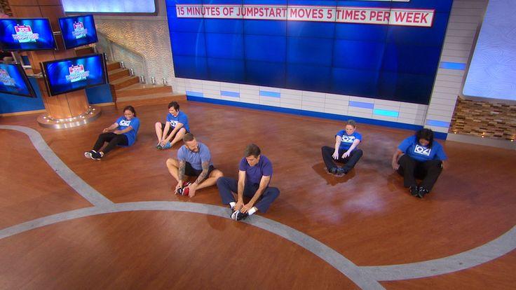 Bob Harper's Jumpstart Workout