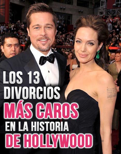Los 13 Divorcios Más Caros En La Historia De Hollywood