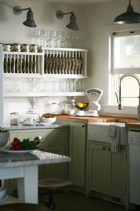 21 best kitchen racks four plates and cuttery images on for Plateros para cocina