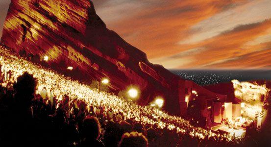 Concert @ Red Rocks