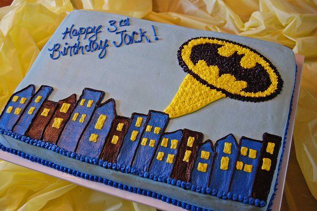 batman birthday cakes - Google Search