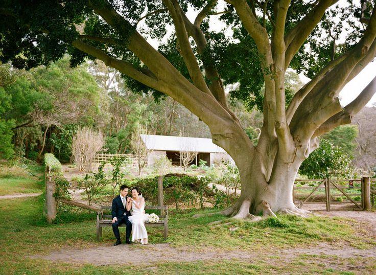 Photography: Adrian Tuazon-McCheyne - www.adriantuazon.com  Read More: http://www.stylemepretty.com/australia-weddings/2014/12/09/modern-elegance-in-australia-at-simmer-on-the-bay/
