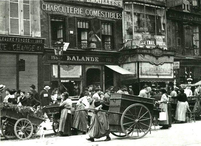 Recherche mots clés, paris, photos anciennes et photographies d'époque en noir et blanc.