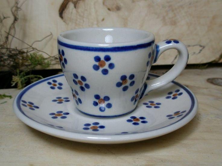 Espresso-Tasse & Unterteller, 2. W., Trad.3, BSN 20664
