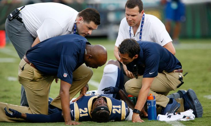 Report | Rams DB Kayvon Webster suffers torn Achilles = Los Angeles Rams cornerback Kayvon Webster has reportedly suffered a torn Achilles tendon, according to Pro Football Talk. Webster left Sunday afternoon's game.....