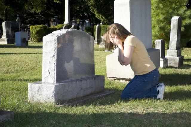 What is grief and why do we mourn? Find out what's normal and what's not.