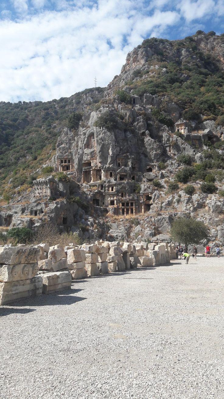Турция Ликия