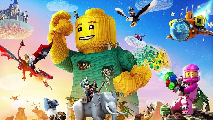Warner Bros, Interactive Entertainment, TT Games, and The Lego Group revealed the announcement trailer for their upcoming game in the Lego franchise Lego Worlds.
