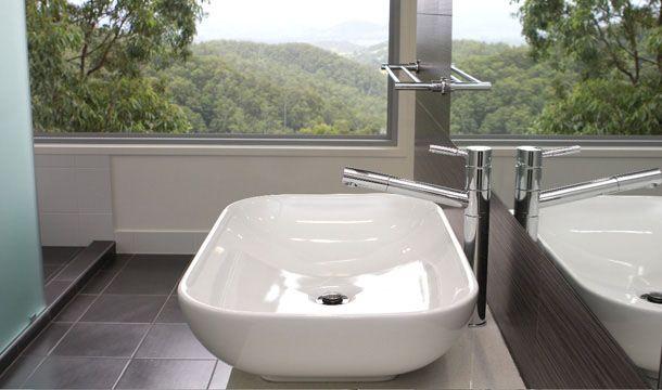 Bathroom Inspiration | Contemporary Style Bathroom in Maleny - QLD | Reece Bathrooms