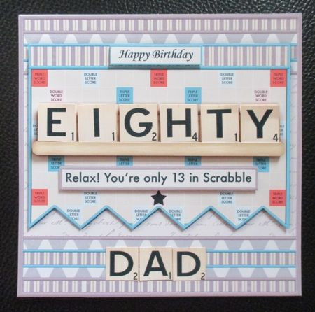 80 IN SCRABBLE 7.5 Alphabet Quick Card Kit Create Any Name - CUP795266_68 | Craftsuprint