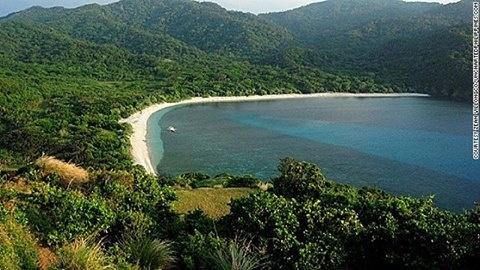 CNN - World's 100 best beaches: Top 25  10. Palaui Island, Cagayan Valley, Philippines