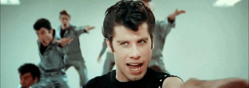 Grease meme | Excuse Meme - Grease Lightning - Funny Images and Animated Gifs