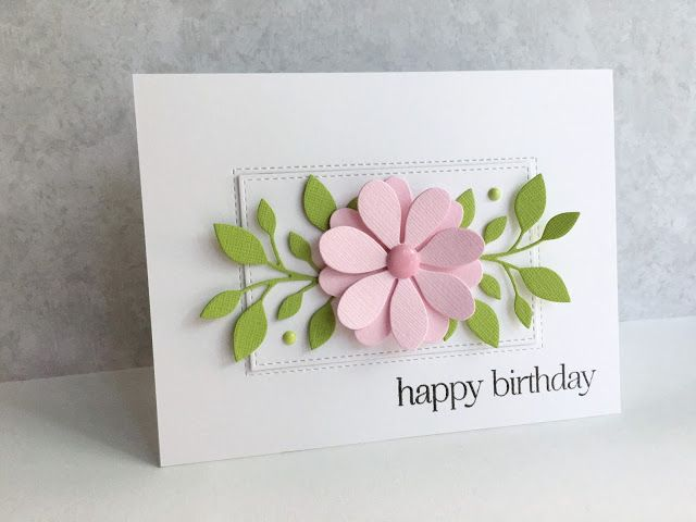 A Birthday Flower                                                                                                                                                     More