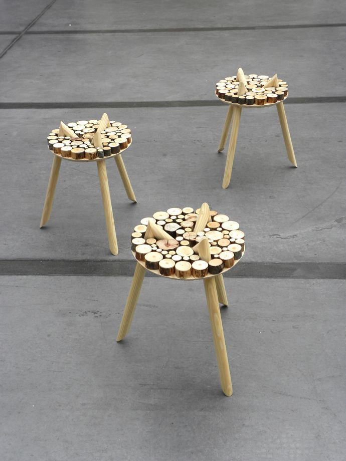 How To Make a Coffee Table From Recycled Wood