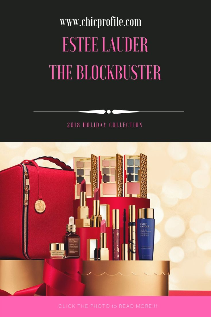 Estee Lauder Blockbuster Holiday 2018 Makeup Collection My Makeup Collection Latest Makeup
