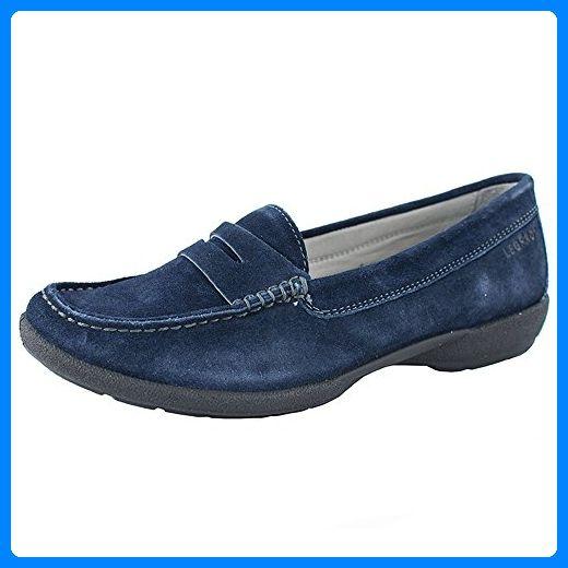 Mokassins fur Damen von Legero (7-00148-72) (37, Marineblau) - Slipper und mokassins für frauen (*Partner-Link)