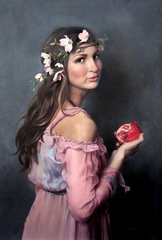 Ardith Starostka. (American b.1962)