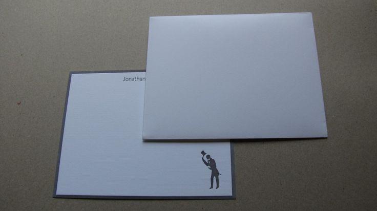 letterpress personal notecards