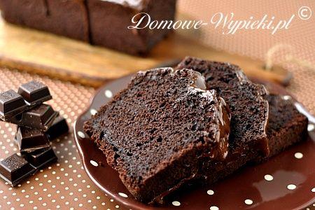 Czekoladowe ciasto z burakami - takze w wersji bezglutenowej