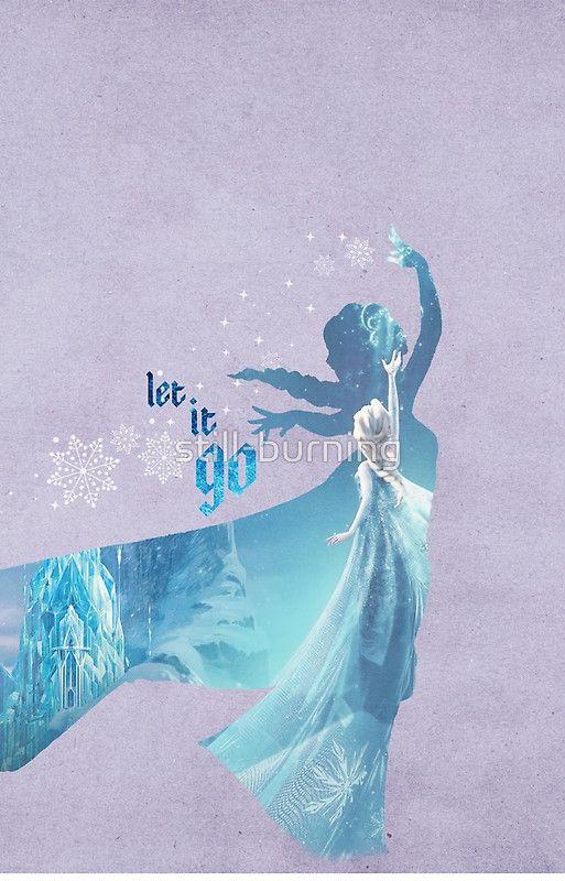 let it go elsa frozen disney inspired disney pinterest disney elsa et la reine des neiges. Black Bedroom Furniture Sets. Home Design Ideas