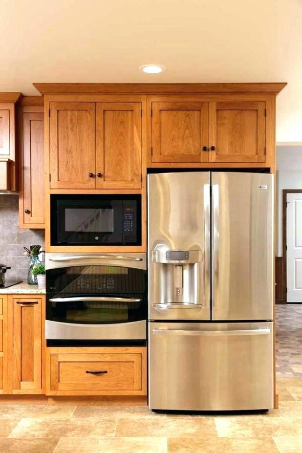 Image Result For Small Kitchen Redesign With Wall Oven Kitchen Redesign Wall Oven Kitchen Kitchen Cabinet Layout