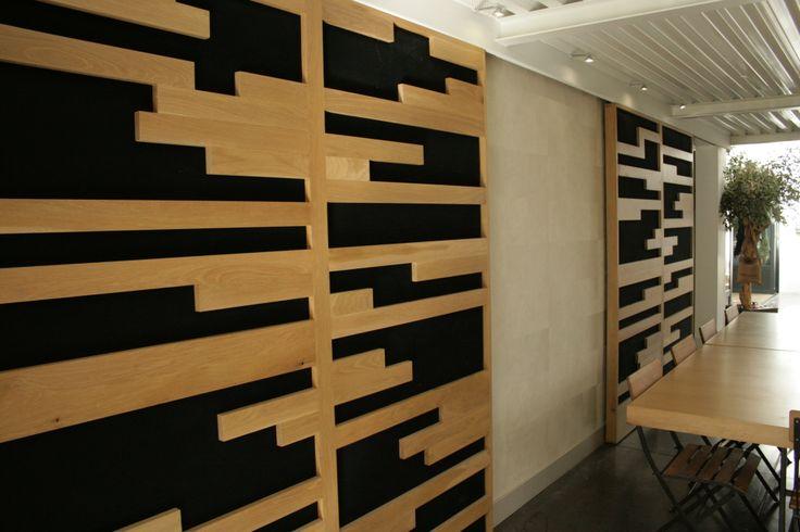 17 meilleures images propos de typic design sur - Cloison coulissante acoustique ...