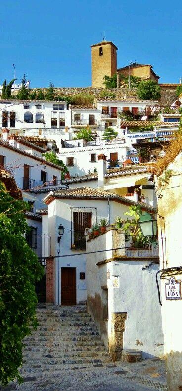 Albaicin, Granada - España.