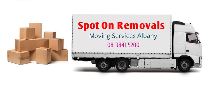 Movers and Packers in Albany, WA.