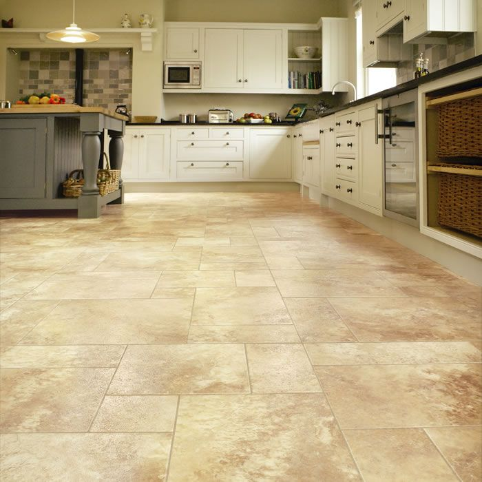Karndean Art Select Jersey Lm01 Vinyl Flooring Kitchen