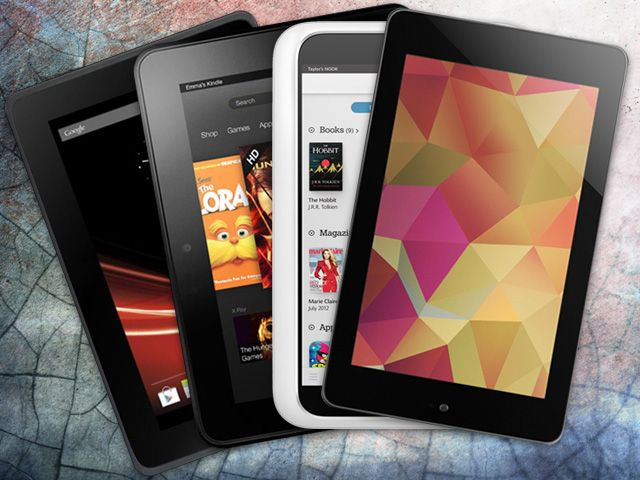 Apple joins the fray: A survey of the 7-inch tablet scene | Ars Technica    ...these facts speak for themselves