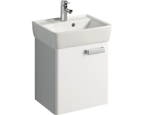 Keramag Renova Nr. 1 Plan Waschtischunterschrank für Handwaschbecken weiß 879350
