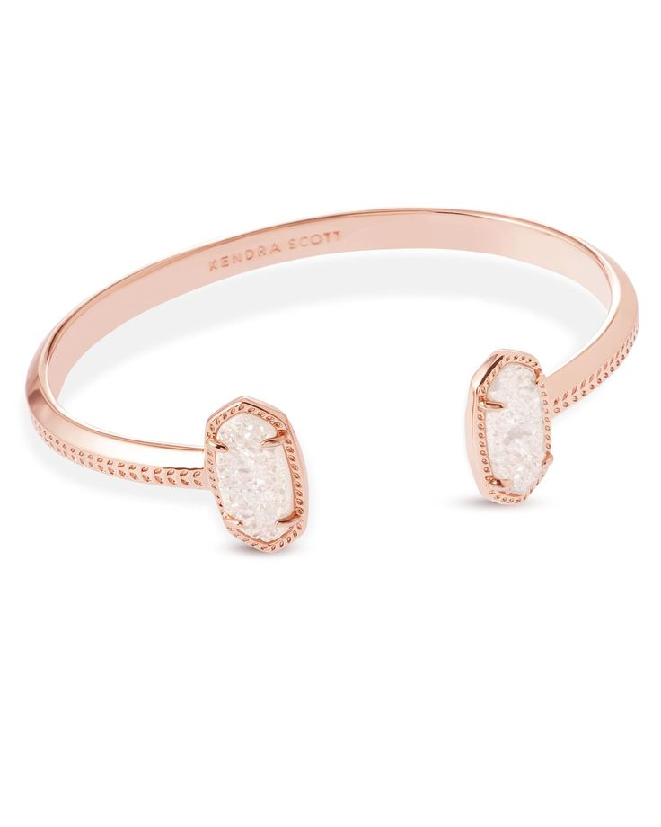 Elton Rose Gold Bracelet - Kendra Scott Jewelry.