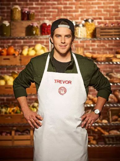 MASTERCHEF CANADA | Season 4 winner Trevor Connie | Prior to auditioning for MasterChef Canada, Connie was a plumber in Edmonton. Quitting to pursue his culinary dream was a big gamble, but his boss promised to back his dream of opening a restaurant if he won.