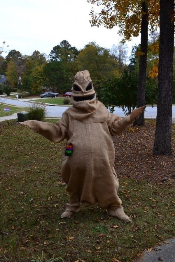 15 best halloween images on Pinterest | Oogie boogie costume ...