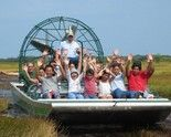 Carnival Excursions in Belize - Airboat Adventure & Belize City Tour in Belize