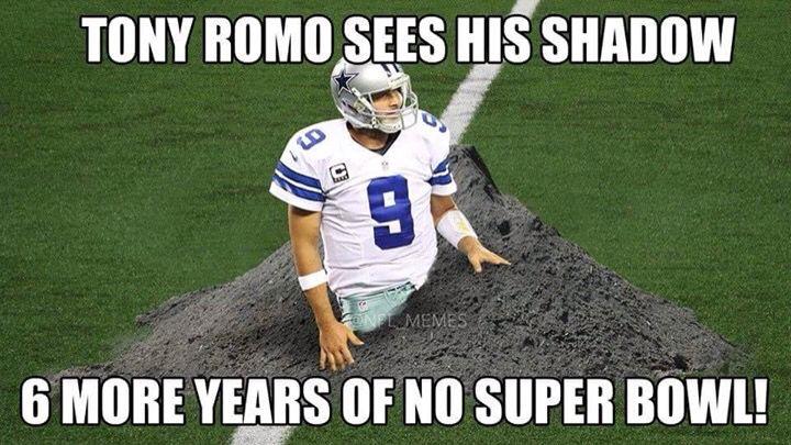 Funny Tony Romo memes