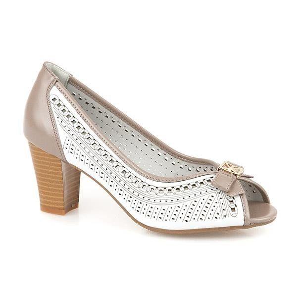 Peep Toe Shoe - WLIG2303 / 307 632