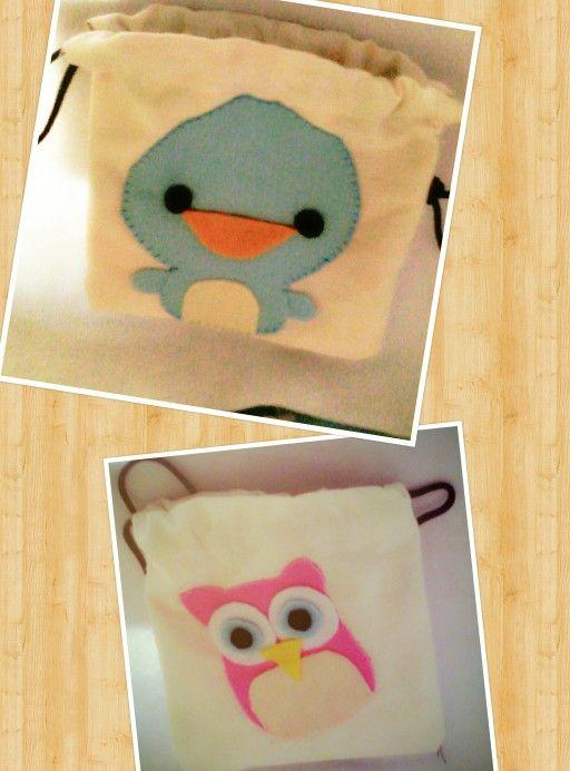 Little bag..