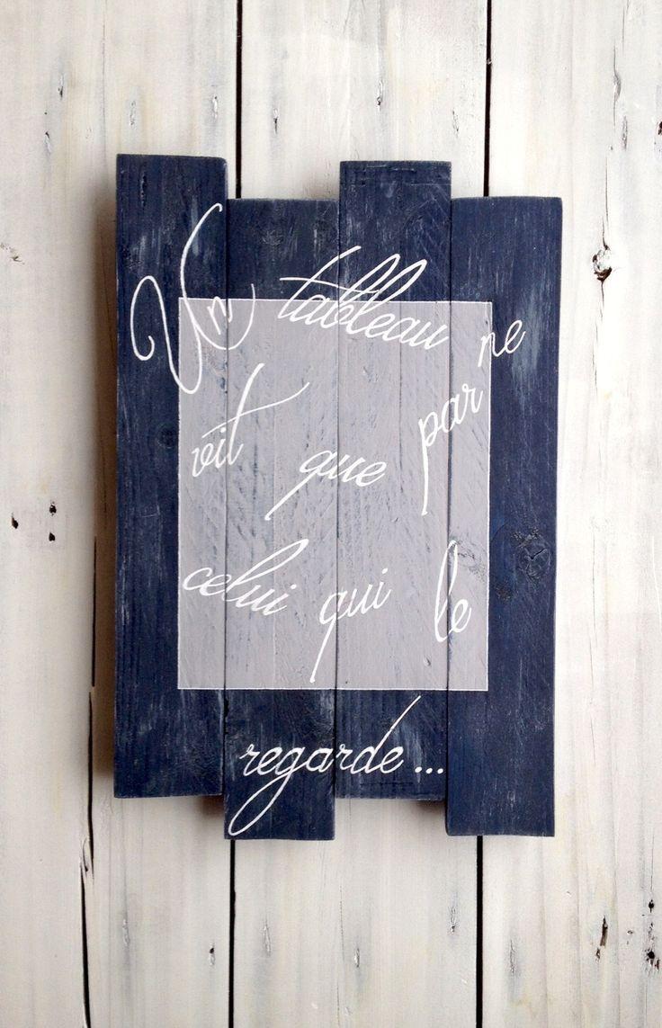 les 175 meilleures images du tableau d co avec bois de palette sur pinterest d corations. Black Bedroom Furniture Sets. Home Design Ideas