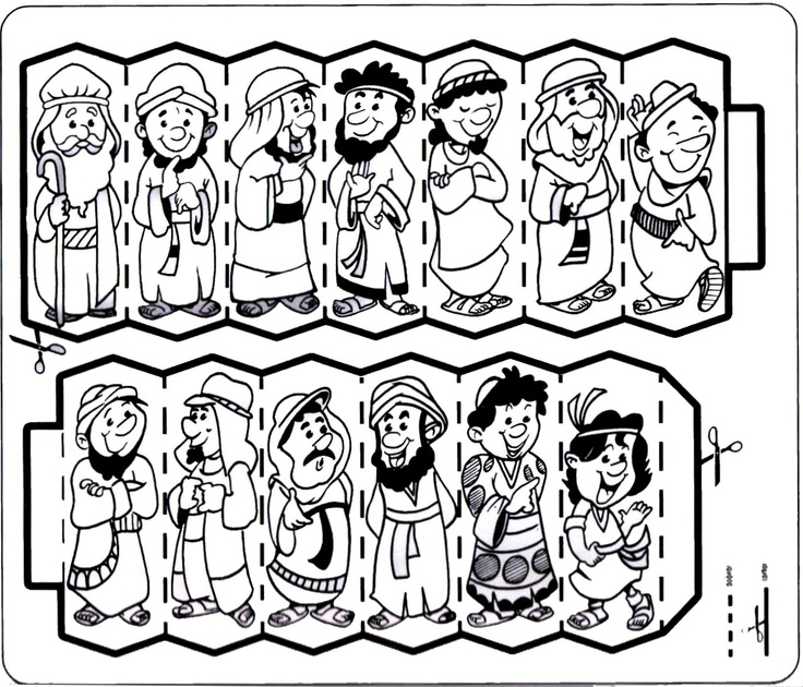 De zonen van Isaac // The sons of Isaac // Apascentar os Pequeninos