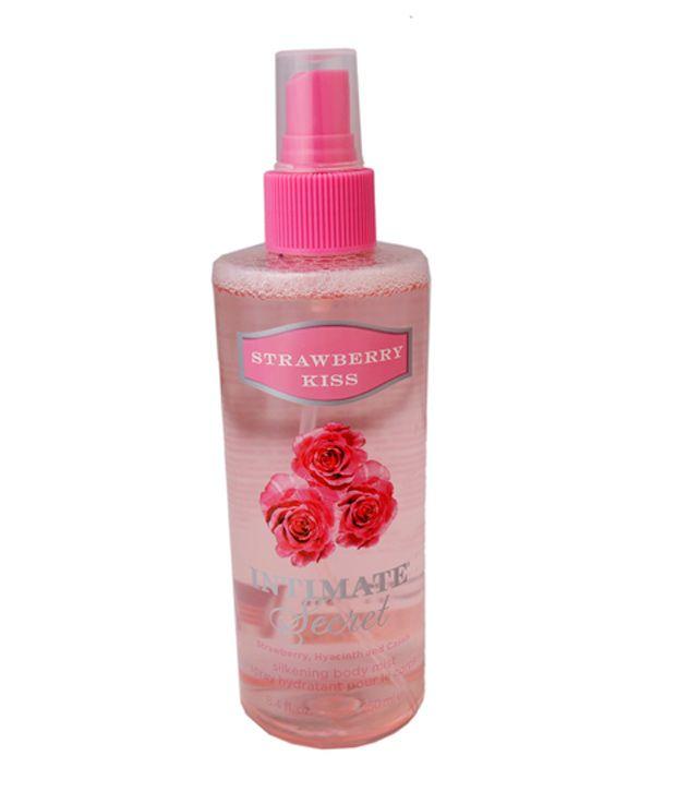 Intimate Secret Strawberry Kiss Body Mist, http://www.snapdeal.com/product/intimate-secret-strawberry-kiss-body/265133569