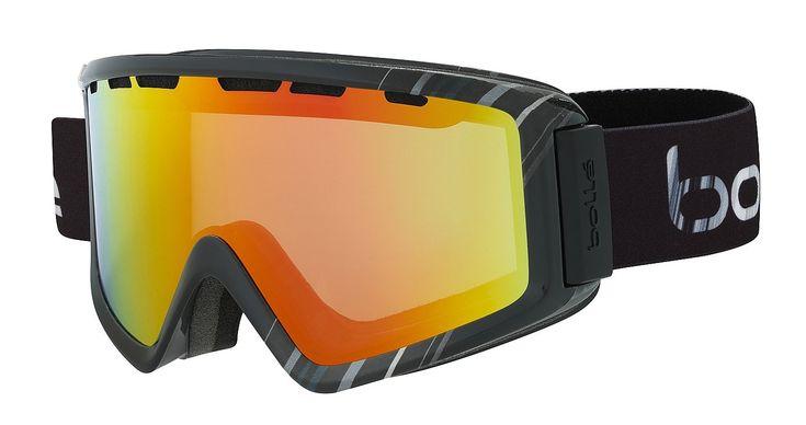brýle Bollé Z5 OTG - Shiny Black & White/Sunrise - snowboard-online.cz