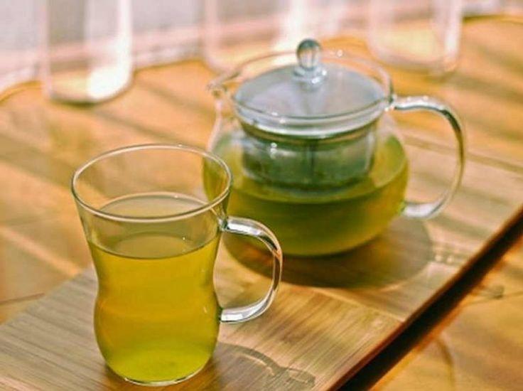 Диета на имбирном чае