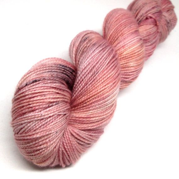 Dirty Girl   Jitterbug Fingering   Hand dyed  by RockAndStringYarn